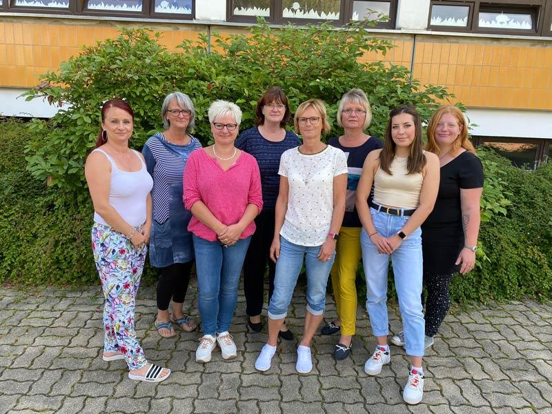 Kinderhort Lößnitz Team